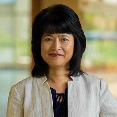 photo of Kyoko Schatzke