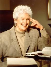distinguished alumna Joy Calkin
