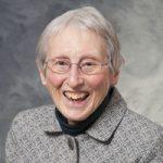 distinguished alumna Karen Pridham