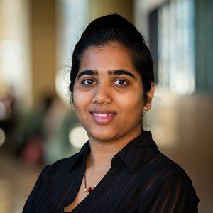 Portrait of Soumya Marikanti