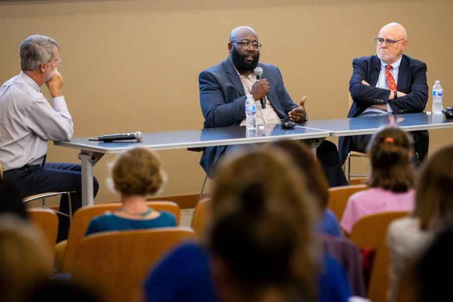 Lunch and learn event on gun violence