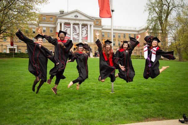 Joyful BSN graduates