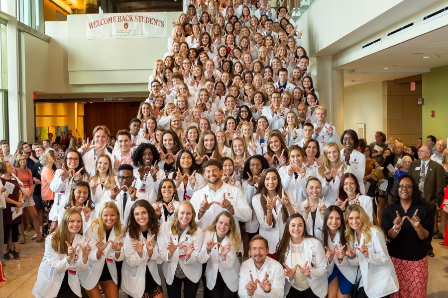 BSN students School of Nursing UW Madison