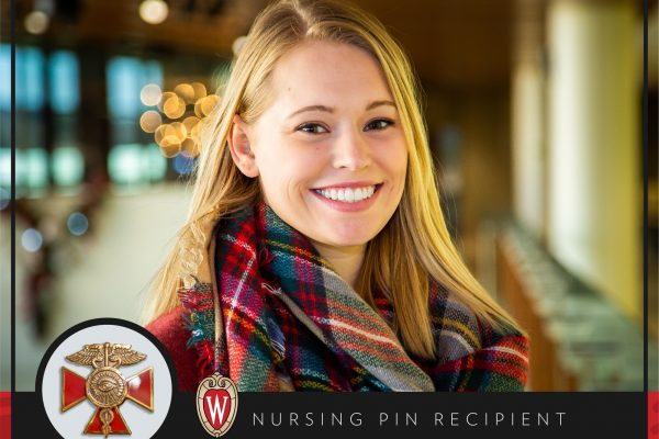 Emily Hanna, Traditional BSN, School of Nursing Dean (Dean's Pin)