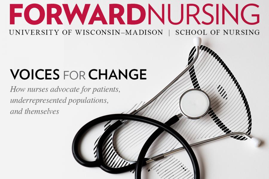 ForwardNursing cover Spring 2021