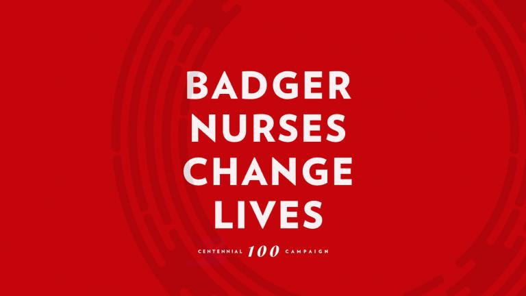 Badger Nurses Change Lives