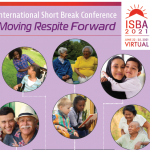 front cover of the ISBA 2021 program