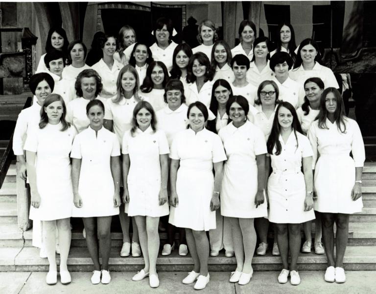 Class of 1971 UW Madison School of Nursing