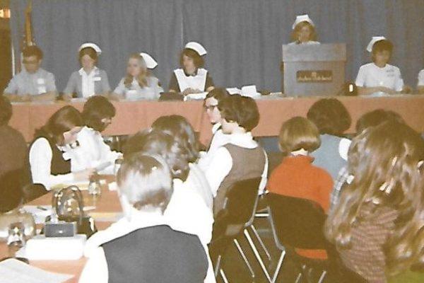 1971 WSNA convention talk