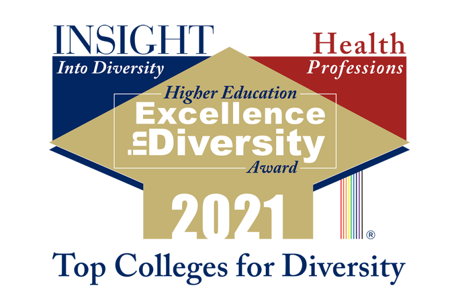 2021 Award for Higher Education Excellence in Diversity